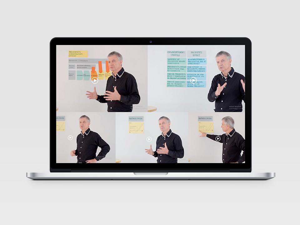 Strategi og projekteffekt